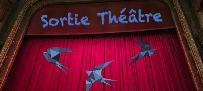"Samedi 21 mars : Sortie Théâtre ""Libérée Divorcée"""