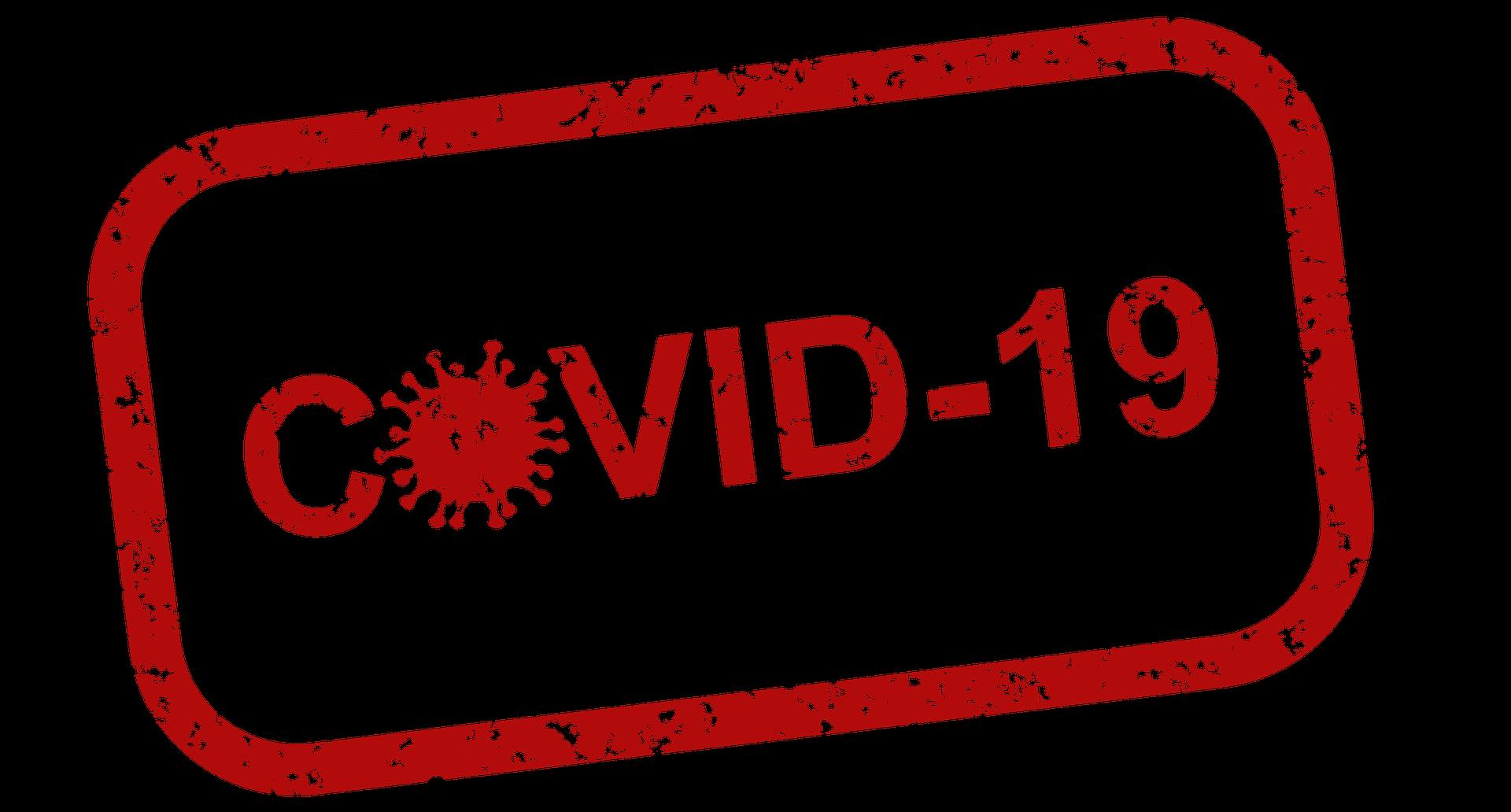 Information relative au Covid19
