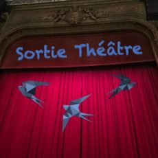 """Samedi 21 novembre : Sortie Théâtre """"Libérée Divorcée"""""""
